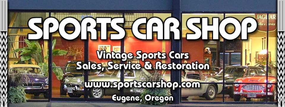 Sports car for sale