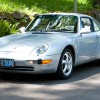 1996 Polar Silver Porsche 993 Sunroof Coupe Sports Car Shop