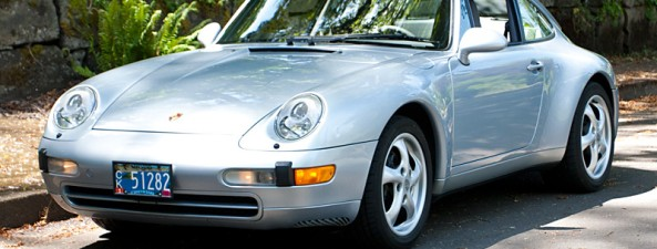 Sunroof Glass Replacement >> 1996 Polar Silver Porsche 993 Sunroof Coupe | Sports Car Shop