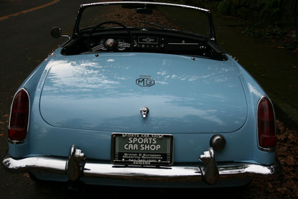 Mg Auto Sales >> 1965 MG MGB MK I | Sports Car Shop
