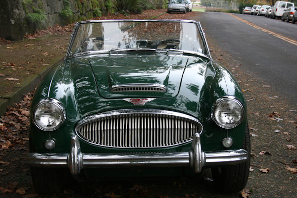 1964 austin healey mk iii 3000 bj8 long term ownership