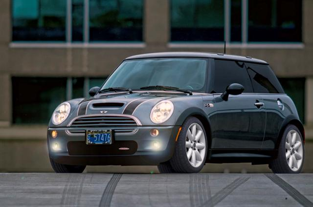 2004 Mini Cooper S John Works Special Edition For