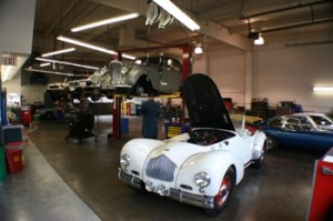 Exotic Sports Car Service in Eugene, Oregon at Sports Car Shop
