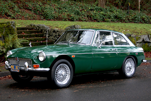 Mgb Sports Cars For Sale