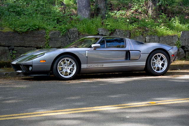 Ford Gt Factory Supercharged With  Horsepower For Sale