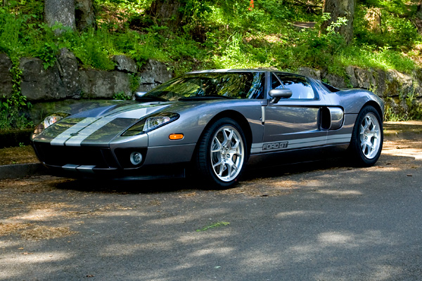 2006 Ford Gt Factory Supercharged With 550 Horsepower