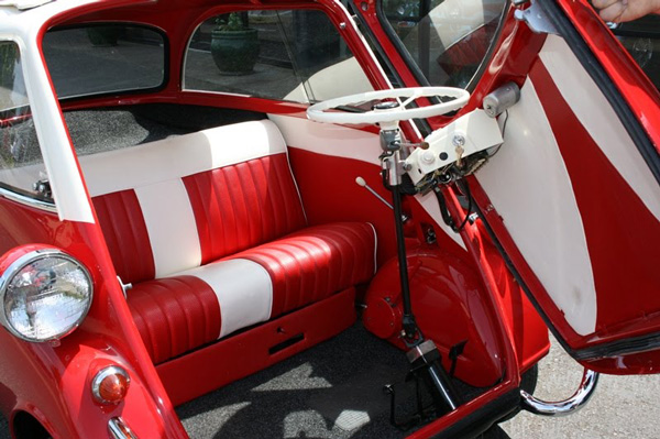 Bmw Isetta Sports Car Shop