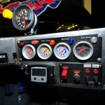 1994 Acura Integra GSR Race Car - Lightweight aluminum dashboard