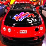 1994 Acura Integra GSR Race Car - Carbon fiber hood