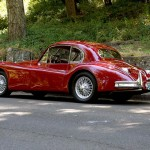 Jaguar XK140 For Sale at Sports Car Shop in Eugene, Oregon