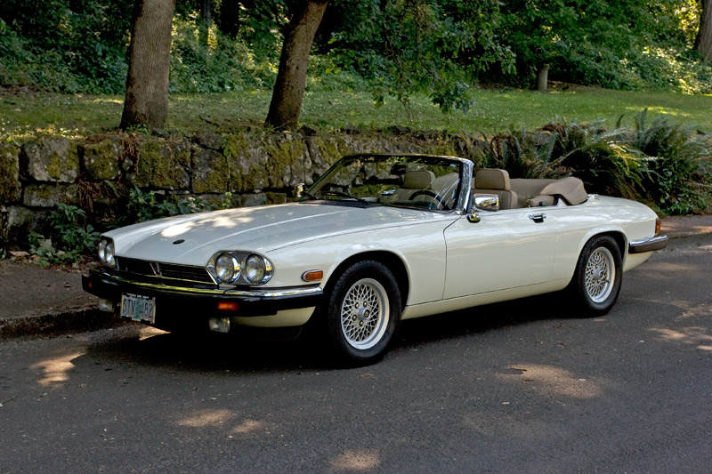1991 jaguar xjs convertible sports car shop. Black Bedroom Furniture Sets. Home Design Ideas