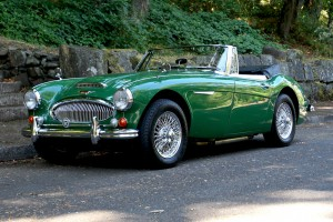 Austin Healey 3000 For Sale in Eugene, Oregon at Sports Car Shop