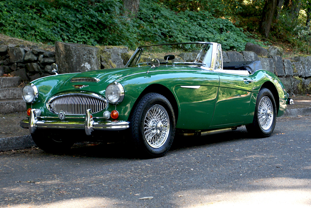 Delightful Austin Healey 3000 For Sale In Eugene, Oregon At Sports Car Shop For Sale