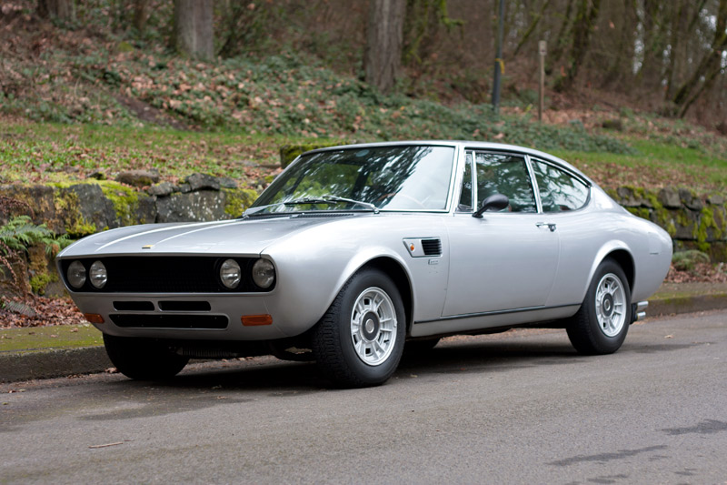 1970 Fiat Dino Bertone Coupe 2 4l Sports Car Shop
