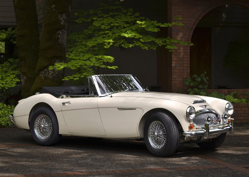 Cheap Car Covers >> 1967 Austin Healey 3000 BJ8 | Sports Car Shop