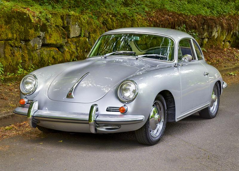 1963 Porsche 356b Super 90 Sports Car Shop