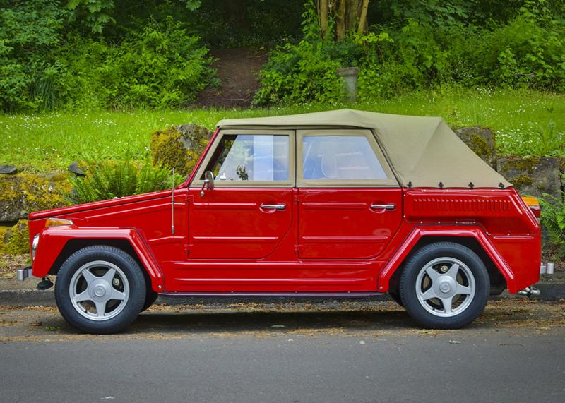 "1974 Volkswagen Type 181 ""Kurierwagen"" 