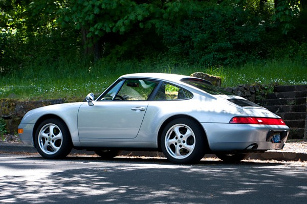 Porsche 911 Repair Eugene, Oregon