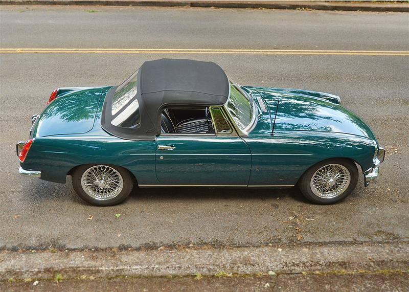 1964 MGB Restored and Upgraded | Sports Car Shop