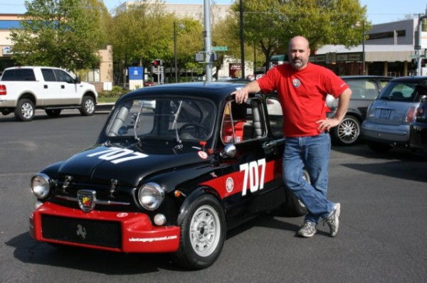 Sports Car Shop Restoration - Fiat Abarth Race Car