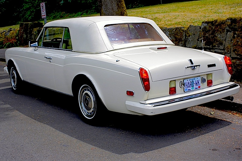 1991 Rolls Royce Corniche III For Sale