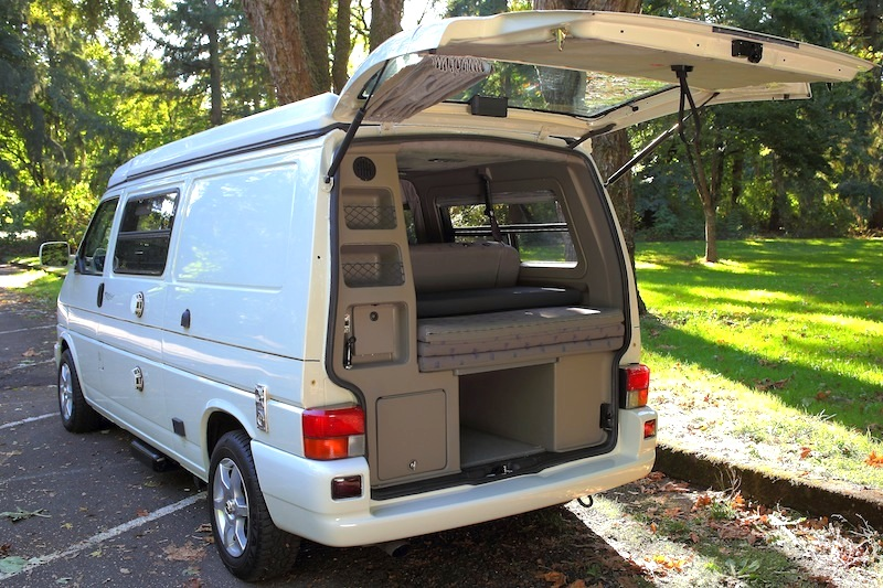 Vw Eurovan Camper >> 1999 Volkswagen Eurovan Winnebago Camper | Sports Car Shop