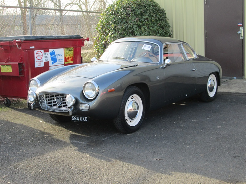 Lancia Appia Zagato Gte Sports Car Shop