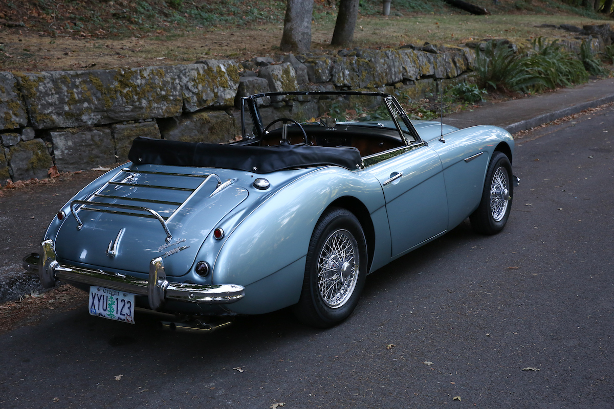 Austin Healey Fuse Box Location Repair Wiring Scheme